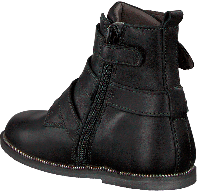 Black BUNNIES JR Biker boots BOBBI BLIKSEM - large