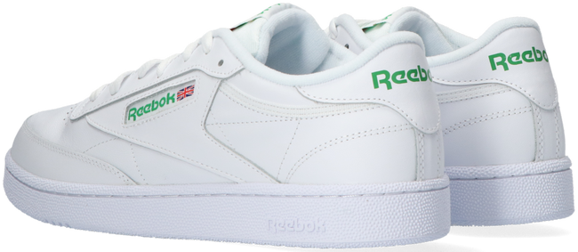 White REEBOK Sneakers CLUB C 85 MEN - large