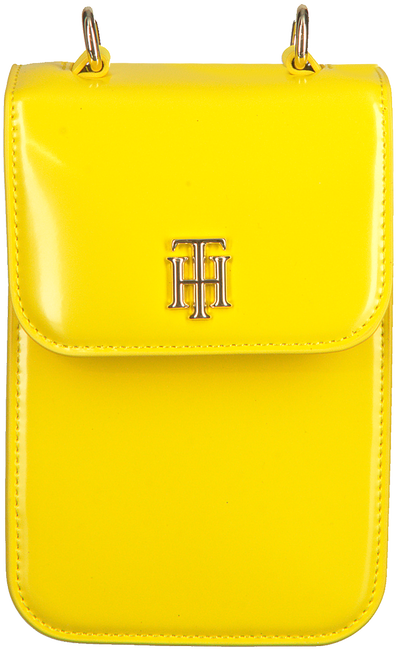 Yellow TOMMY HILFIGER Shoulder bag STAPLE MINI CROSSOVER  - large