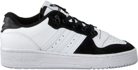 White ADIDAS Low sneakers RIVALRY LOW J  - medium