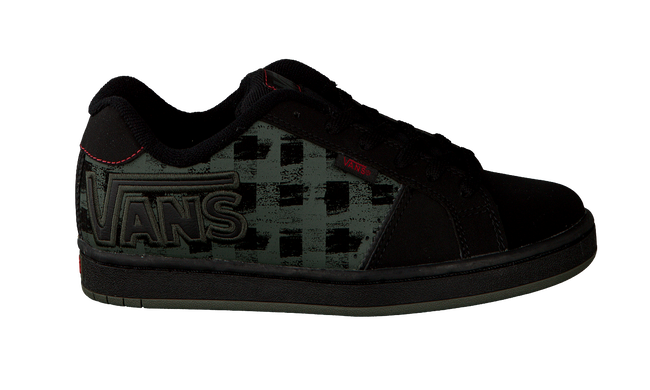 Black VANS Sneakers WIDOW SLIM - large