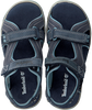 Blue TIMBERLAND Sandals PARK HOPPER L/F 2 STRAP KIDS - small