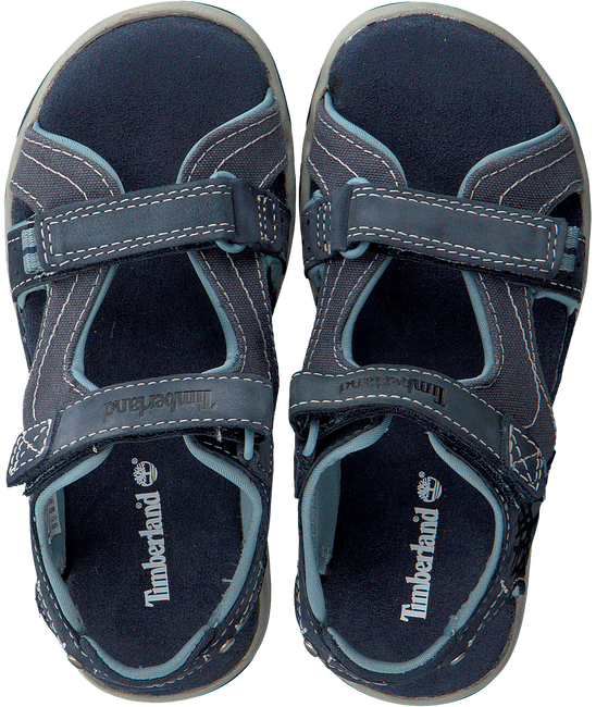 Blue TIMBERLAND Sandals PARK HOPPER L/F 2 STRAP KIDS - large