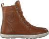 Cognac GIGA Ankle boots 8833 - small