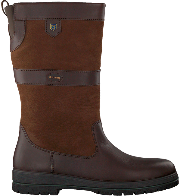 Brown DUBARRY High boots KILDARE HEREN - large
