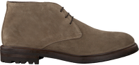 Taupe MAZZELTOV Lace-ups 4082  - medium