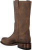 Brown SENDRA Cowboy boots 3165 - small
