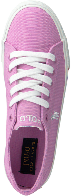 Pink POLO RALPH LAUREN Sneakers SLATER - large