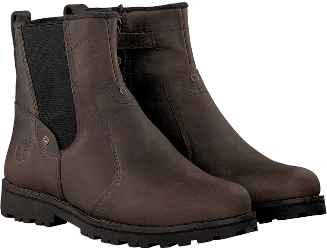 Brown TIMBERLAND Ankle boots 1380R/1370R/1390R - large