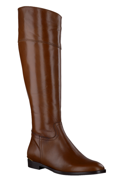 Cognac LAMICA High boots KISMAL - large