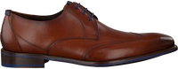 Cognac FLORIS VAN BOMMEL Business shoes 18133  - medium