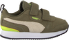 Green PUMA Low sneakers R78 SD V INF  - small