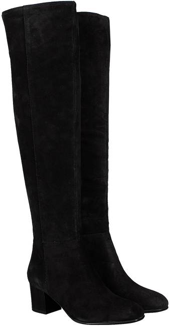 Black OMODA High boots ESISKA - large