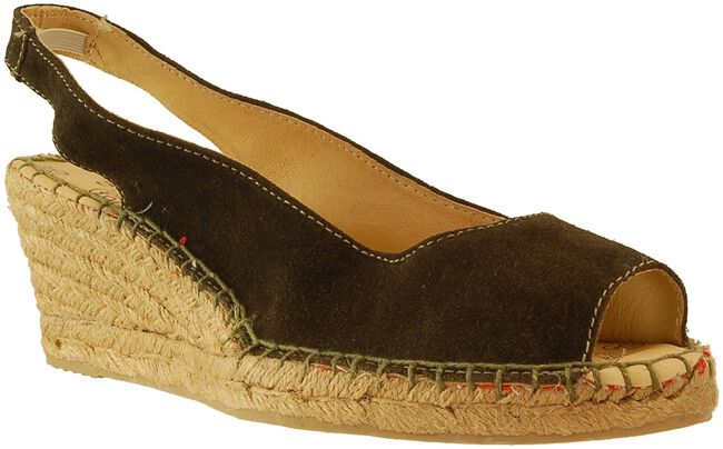 Brown OMODA Espadrilles F9109 - large