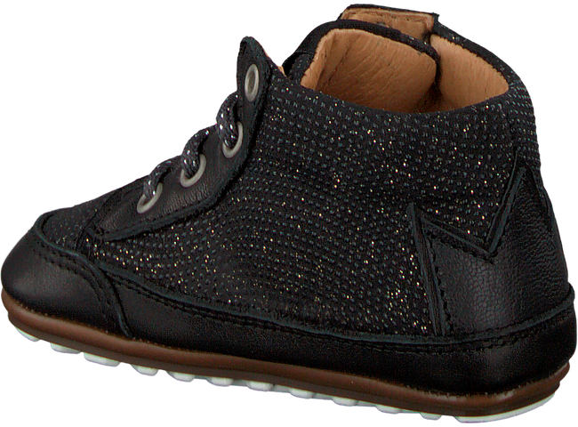 Black DEVELAB Baby shoes 41626 - large