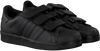 Black ADIDAS Sneakers SUPERSTAR FOUNDATION - small