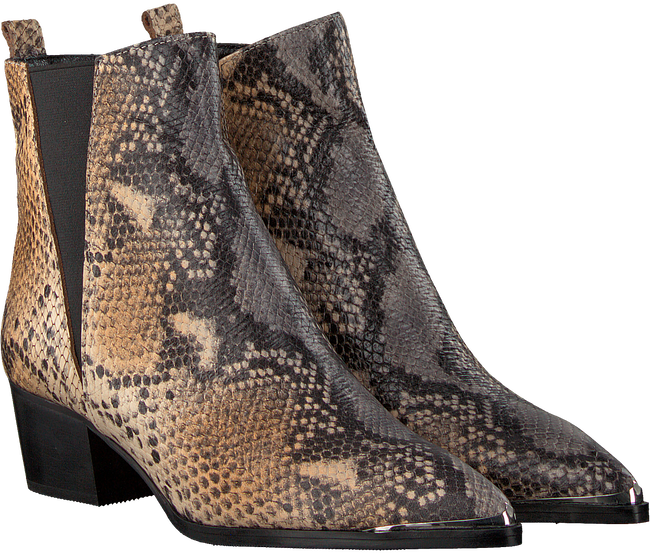 Beige OMODA Booties 6301  - large