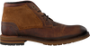 Brown MAZZELTOV Lace-up boots J4700  - small