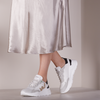 White WOMSH Low sneakers WAVE  - small