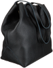Black SHABBIES Handbag SHOPPER M  - small
