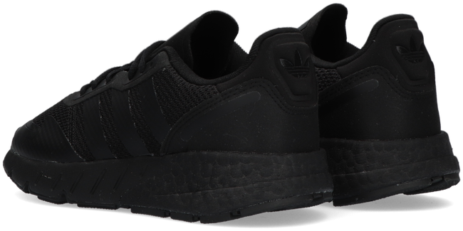 Black ADIDAS Low sneakers ZX 1K BOOST J  - large