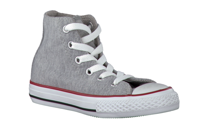 Grey CONVERSE Ankle boots SWEAT - large