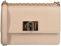 Beige FURLA Shoulder bag 1927 MINI CROSSBODY  - medium