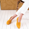 Yellow NOTRE-V Moccasins 27980LX  - small