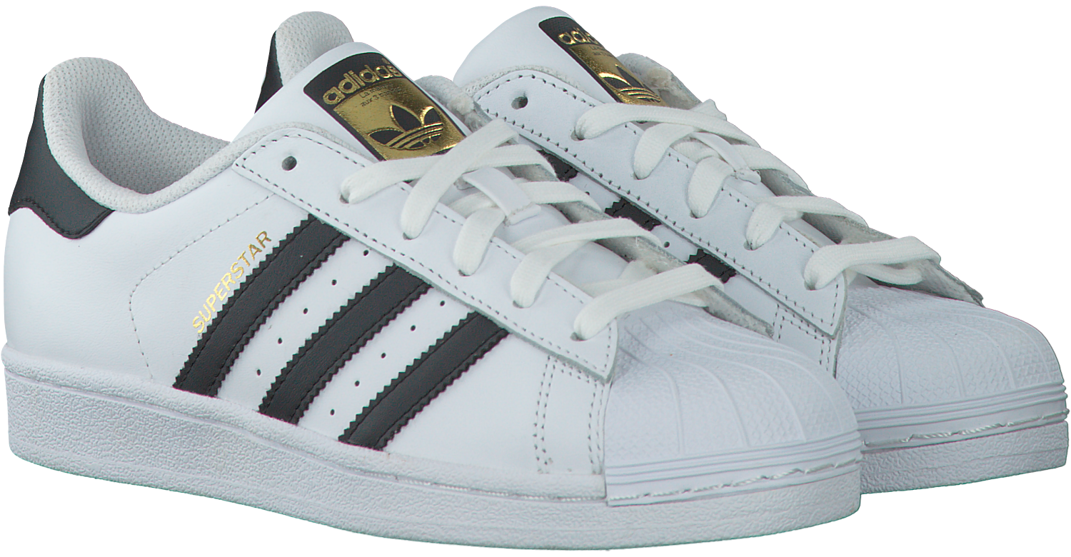 White ADIDAS Sneakers SUPERSTAR DAMES - Omoda.com