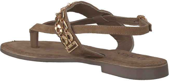 Taupe LAZAMANI Sandals 75.407 - large