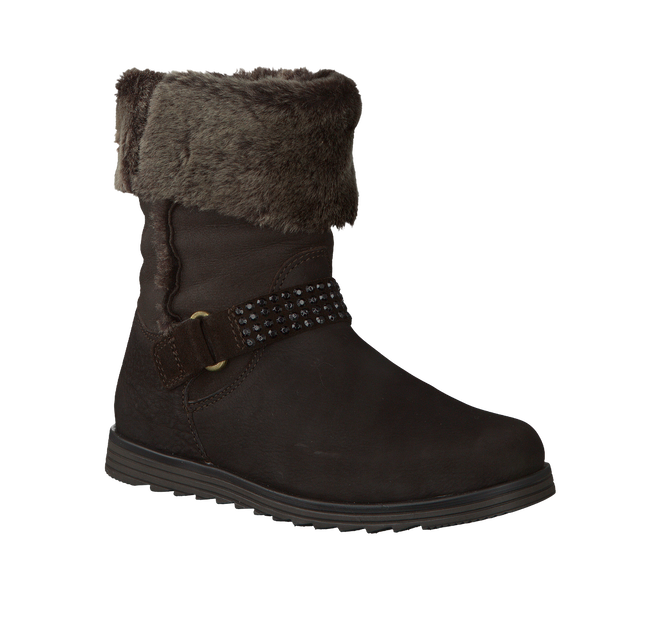 Brown UNISA High boots ECCO - large