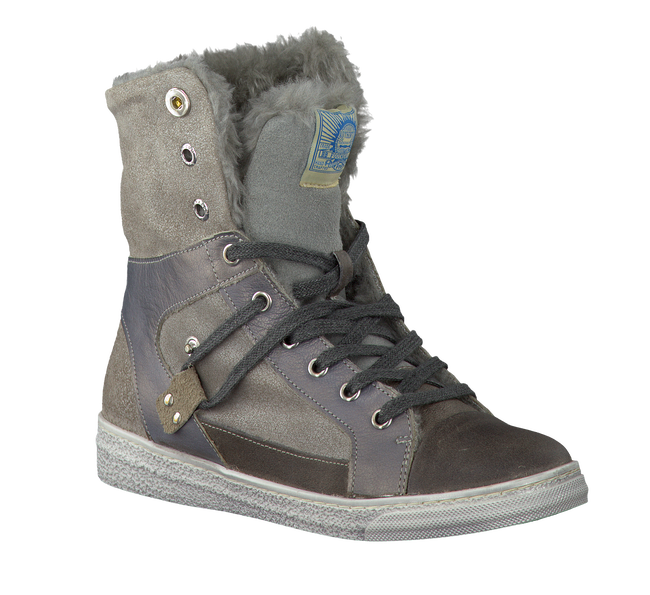 Grey BULLBOXER Ankle boots AFF514 - large
