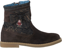 Brown RED RAG High boots 15250 - medium