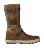 Cognac DEVELAB High boots 2477 - small