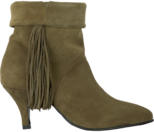 Beige BRONX Booties 33806 - large