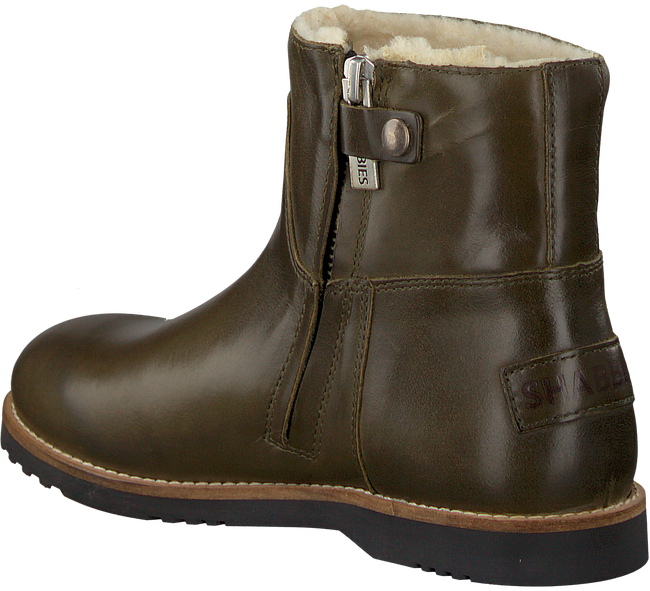 Green SHABBIES Booties 182-0141SH - large