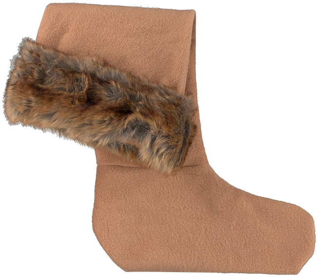 Brown DUBARRY Socks CHINCILLA - large