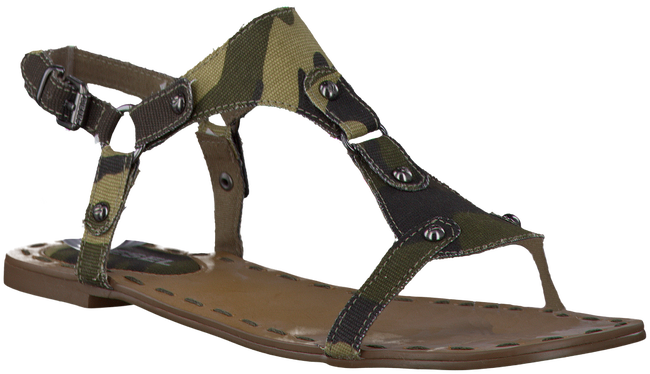 Green DIESEL Sandals SAFARI - large