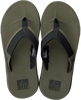 Green REEF Flip flops FANNING - small