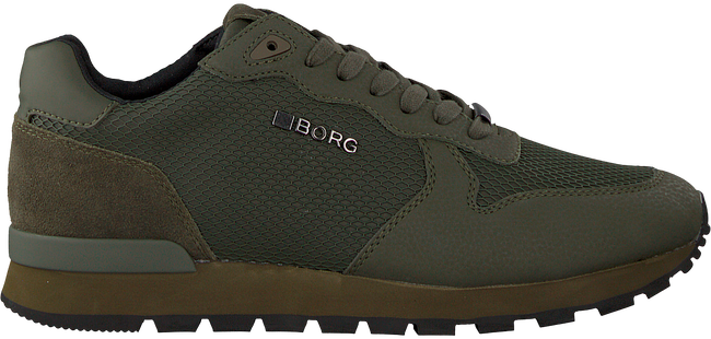 Green BJORN BORG Sneakers R605 LOW KPU M - large
