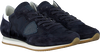 Blue PHILIPPE MODEL Sneakers TROPEZ CAMOUFLAGE  - small