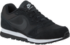 Black NIKE Sneakers MD RUNNER 2 WMNS - small