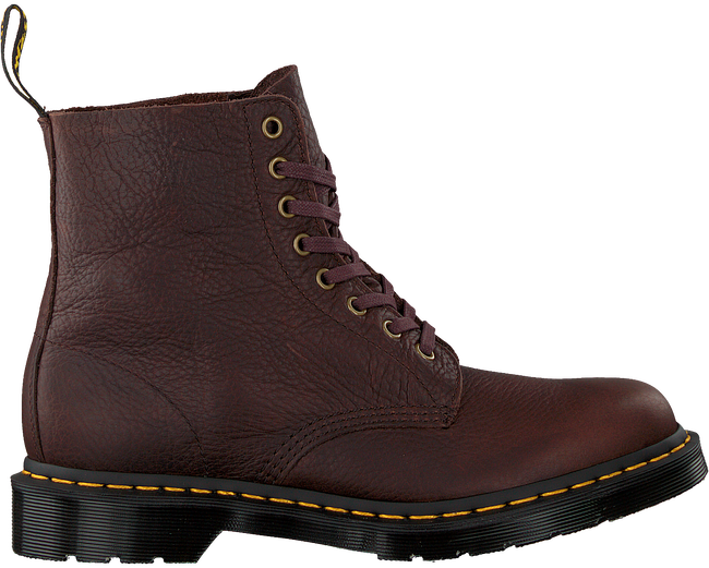 Brown DR MARTENS Lace-up boots 1460 M PASCAL  - large