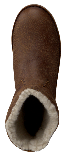 Brown SHABBIES Booties 202024 - large