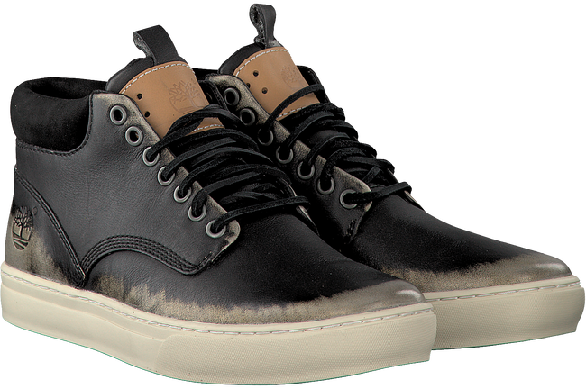 Black TIMBERLAND Ankle boots ADVENTURE 2.0 CUPSOLE CHUKKA - large