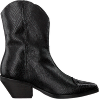 Black VIA VAI Booties JILL DASH  - medium