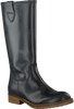 Black HIP High boots H1344 - small