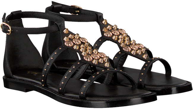 Black TORAL Sandals 11192  - large