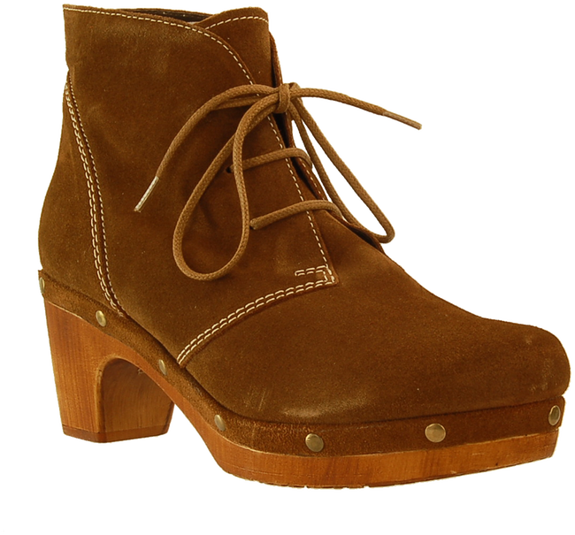Brown OMODA Booties R4819 HAK - large