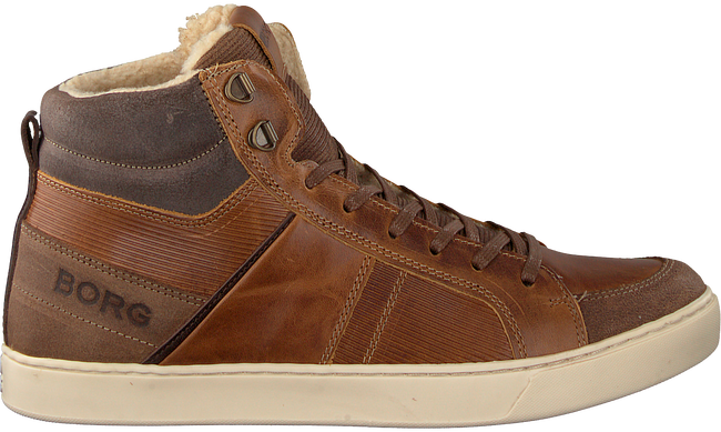Brown BJORN BORG Sneakers KANTE HIGH LINH M - large